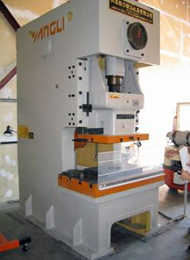 Servo Drive Punch Press