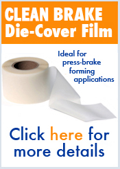 Clean Brake Die Cover Film