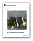 Anchor Lamina Hydraulic Equipment Catalog